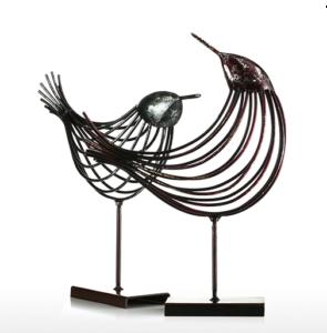 Sculptures en fils de fer