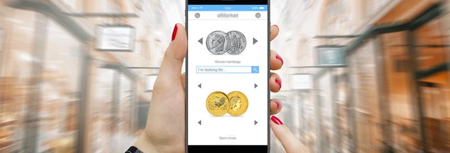 offres de monnaie de collection