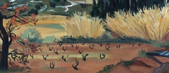 tableaux d'Yves Brayer